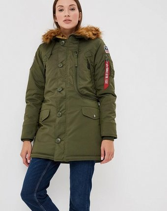 Парка Alpha Industries женщинам